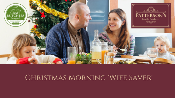 Christmas Morning Wifesaver Pattersons