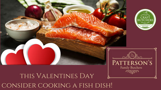Valentines day fish Pattersons